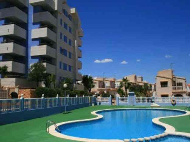 Apartamento en alquiler de vacaciones en Torrevieja, Alicante
