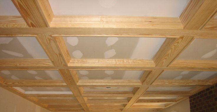 18 best false beam ceilng ideas images on pinterest for Open beam ceiling ideas