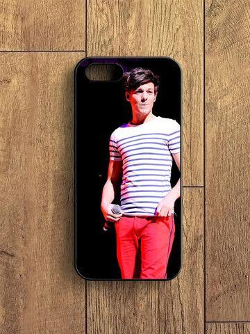 1d Louis Tomlinson iPhone 5 S Case