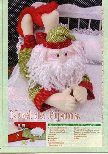 Muñecas Mimin: muñecos de Navidad