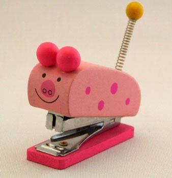 Piggy Stapler