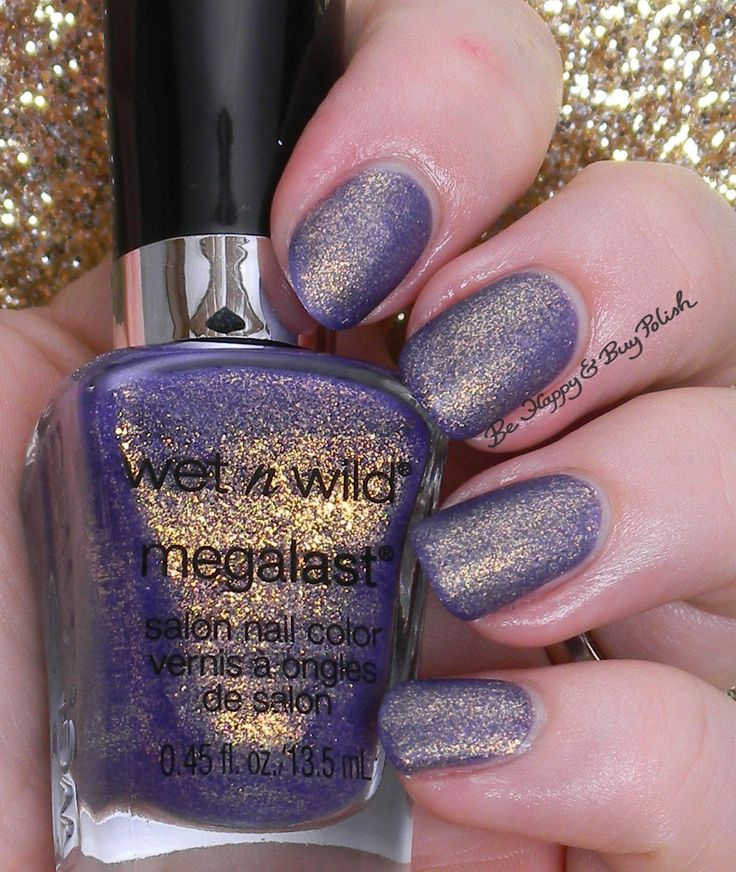 Wet N Wild Happy Hour Hop | Be Happy And Buy Polish  I need this nail polish these are my school's colors!!