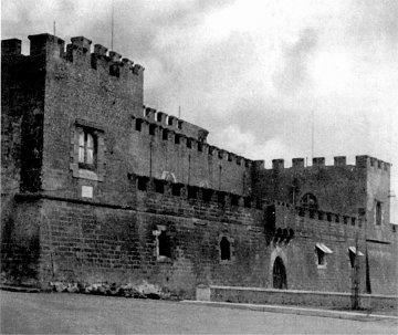 castello partanna