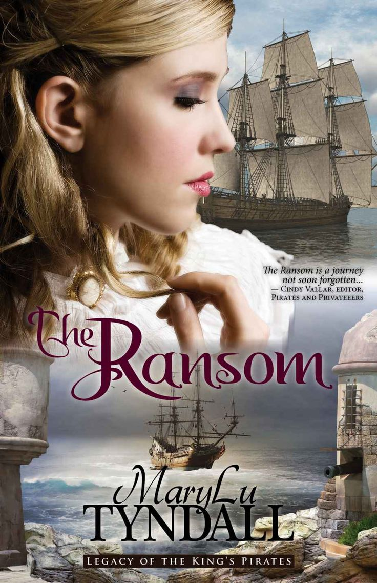 The Ransom (legacy Of The King's Pirates Book 4)  Kindle Edition By Marylu