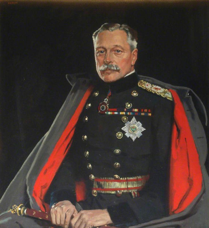 William Orpen - First Earl Haig, Field Marshal