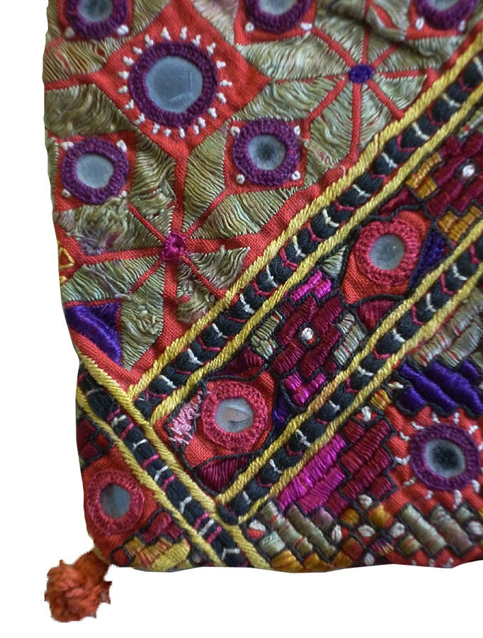 Sri  A Beautifully Decorated Rajasthani Envelope
