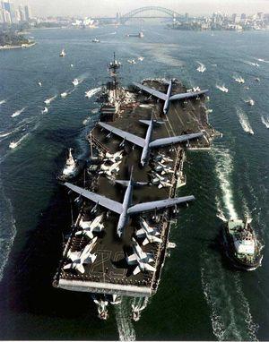 世界の空母まとめ 噂のアメリカ新型超巨大空母