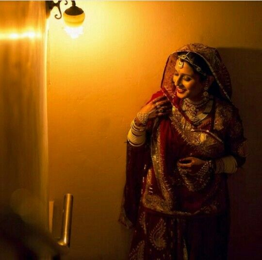 #rajput #bride #poshak #kundan #ivory