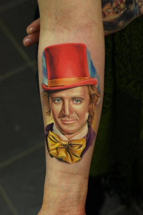 38 best willy wonka the chocolate factory images on for Tattoo factory prices