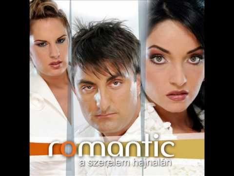 Romantic - Nem akarok rajtad kívül mást.wmv
