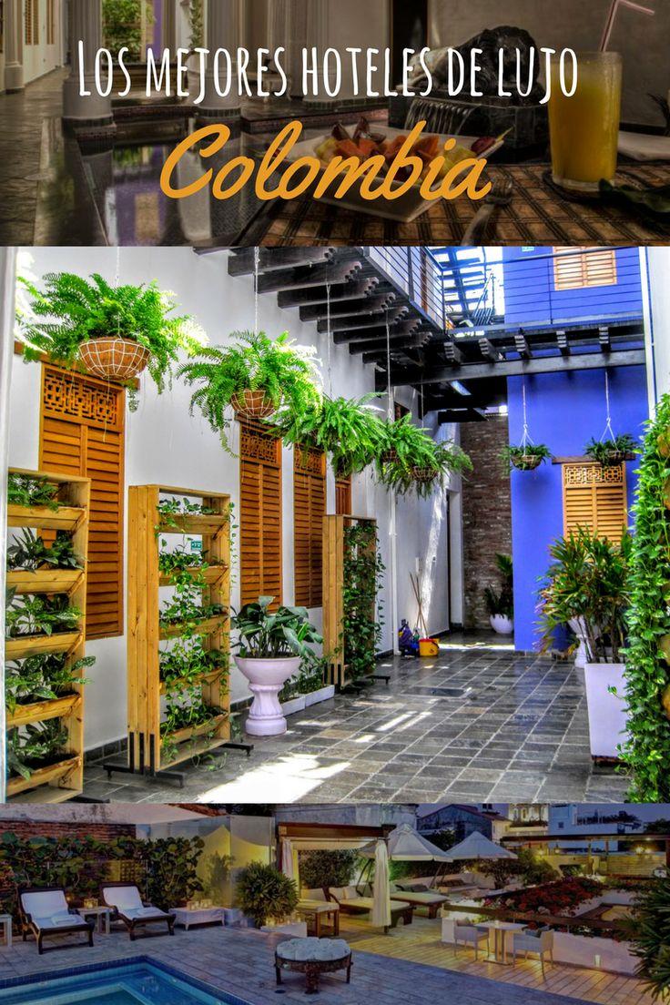 ¿Disfrutas un poco de lujo mientras viajas, de vez en cuando? Obviamente, en Colombia no solo hay hostales sino también alojamiento un poco más exclusivo. Esta es una lista con algunos de los mejores hoteles de lujo en Medellín, Bogotá, Cartagena, Santa Marta, San Andrés, Cali y Tayrona. Con esta lista seguramente encontrarás el hotel de lujo perfecto para su próxima Colombia. #travel #viajar #viaje #negocio #vacaciones #colombia #medellin #hotel #bogota #hotelesdelujo #luxury #lujo…