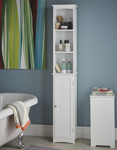 Best Bathroom Storage Furniture Images On Pinterest Bathroom - Tall narrow bathroom storage cabinet for bathroom decor ideas