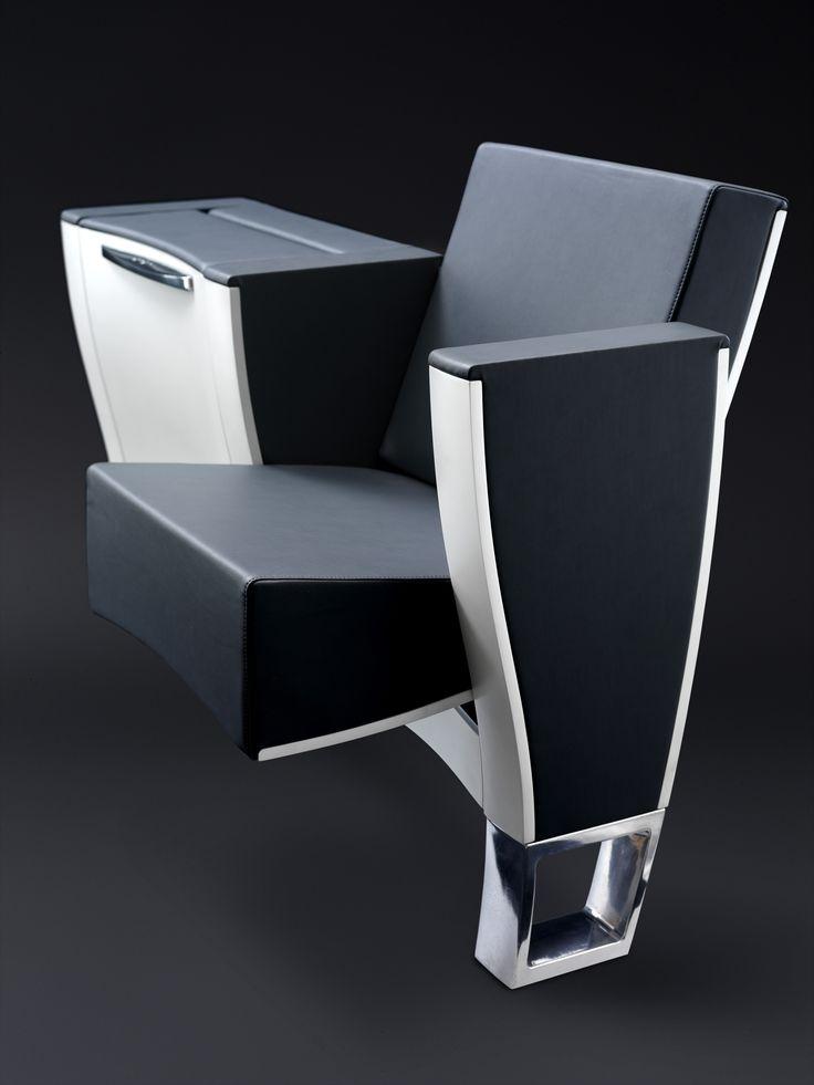 Fauteuil PREMIERE design Pininfarina