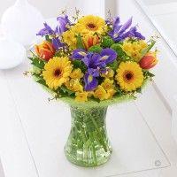 Bouquet prepared by Carolanne Flowers, Florist Milton Keynes