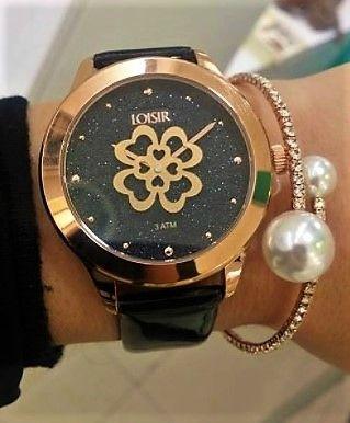 #2 zwarte horloges voor dames. Lees alle #15 horlogetips voor dames in het artikel op www.loisir.nl en laat je inspireren!