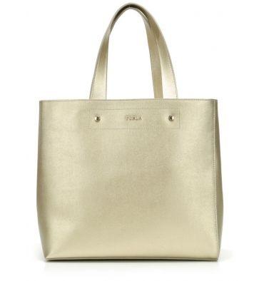 FURLA BAG MUSA760513 GOLD
