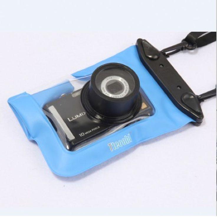 Камеры водонепроницаемый чехол цифровой камеры водонепроницаемый мешок подводный плавающий чехол для камеры водонепроницаемый в пределах 20 м воды