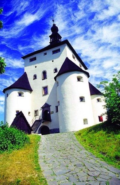 Leányvár - Selmecbánya - built against the Turkish invasion from defended…