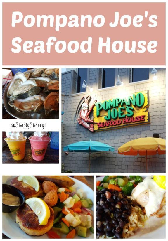 Pompano Joe's Seafood House