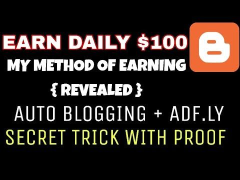 How To Make Money Through Blogging In India Earn Money With Auto