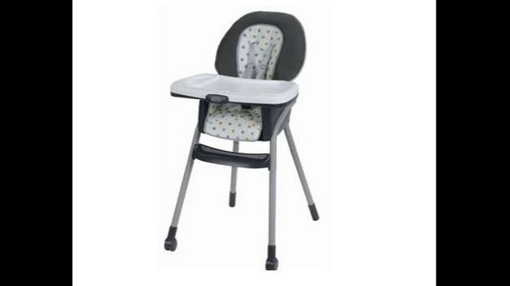 #RECALL - GRACO - HIGH CHAIR - Issue: High chair can collapse, sending child to floor. - High chair can collapse, sending child to floor. That's why 36,000 have been recalled