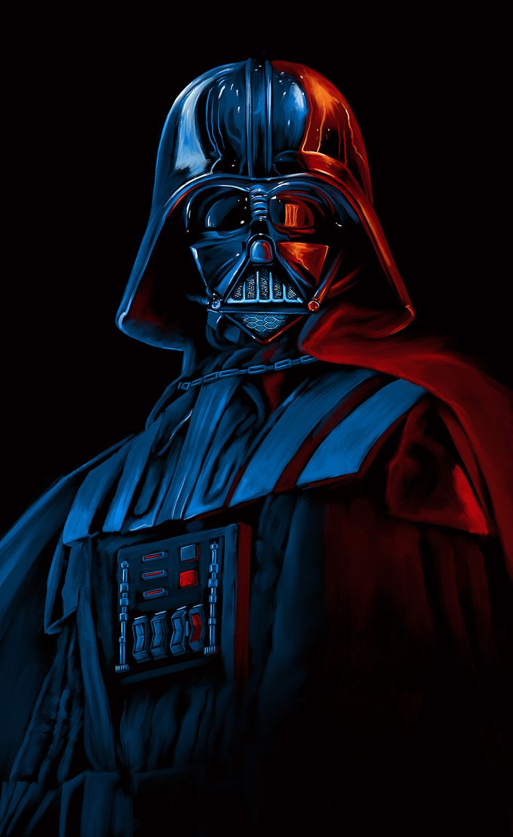 DARTH VADER, Flaviano Oliveira on ArtStation at https://www.artstation.com/artwork/WG2eX