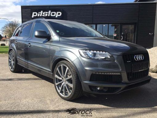 Audi Q7 Brock B32 HGVP Felgen / Alloy Wheels