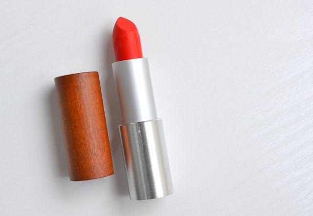 Maison Jacynthe Lipstick in Rouge Mate