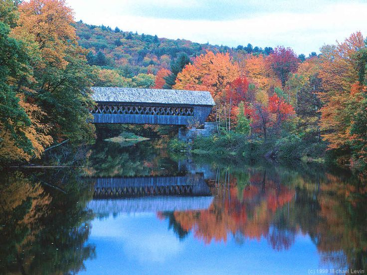 Fall Foliage Wallpaper Hd New England Covered Bridges And Fall Foliage Favorite