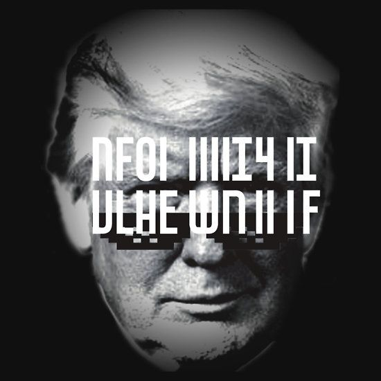 DEAL WITH IT / DONALD TRUMP HIDDEN MESSAGE