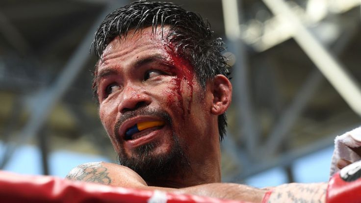 Pacquiao is no longer the dominant fighter of his prime #FansnStars