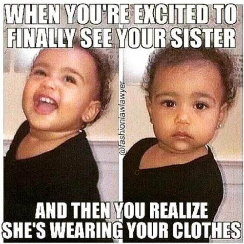 Funny Meme Sister : Reasons your older sister is the best blessing funny