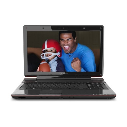 Toshiba Qosmio F755-3D320 15.6-Inch 3D Gaming Laptop - Fusion 3D Finish in Brilliant Red $1,149.99