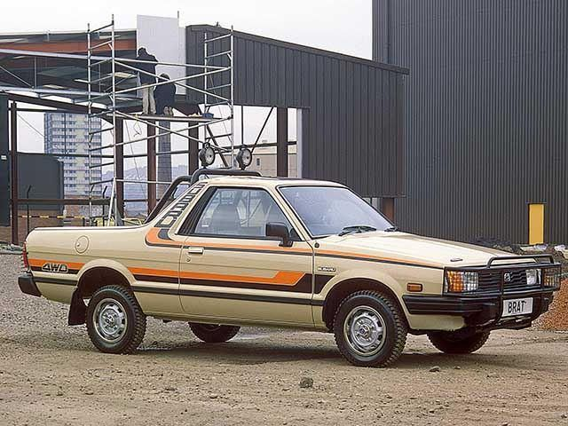 2020 Subaru Brat 2020 Subaru Brat In 2020 Subaru Subaru Baja Car In The World
