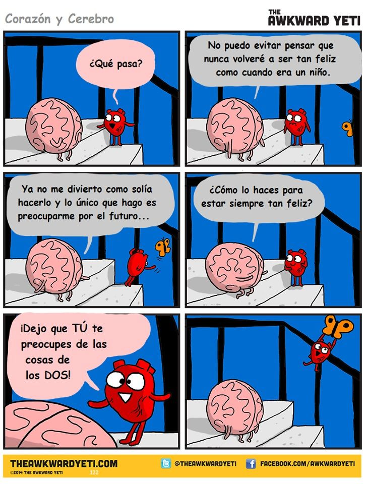 corazon vs cerebro 2