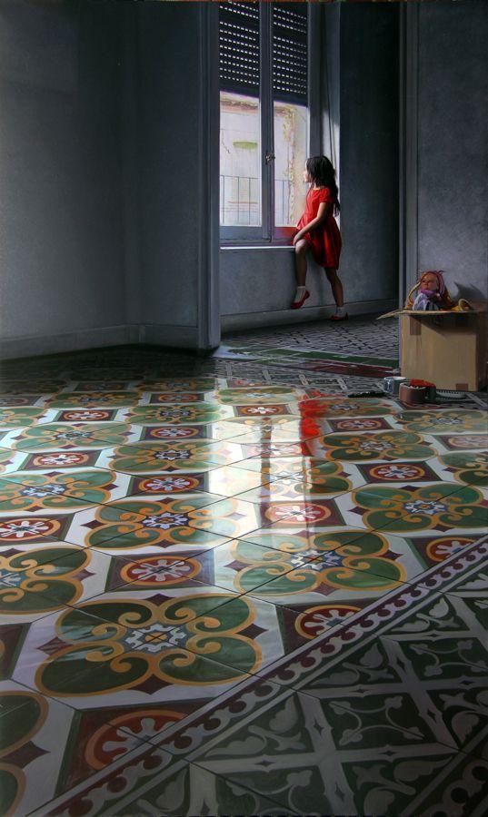 """Herederos;(Obra en proceso).(Óleo sobre lienzo 150x250cm).web (from <a href=""""http://www.mtrigotrigo.com/picture.php?/152/category/8"""">Galería Modesto Trigo Trigo</a>)"""