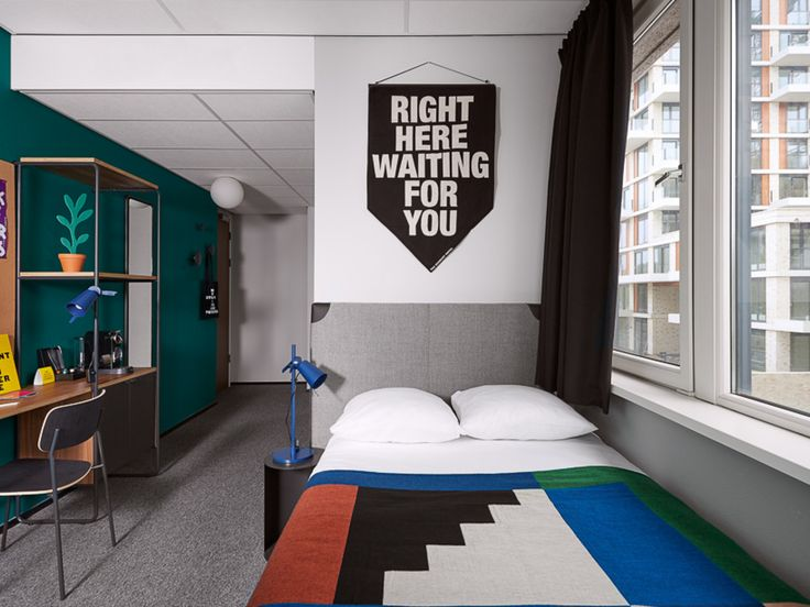 Book The Student Hotel direct for absolute confidence and the very best rates.