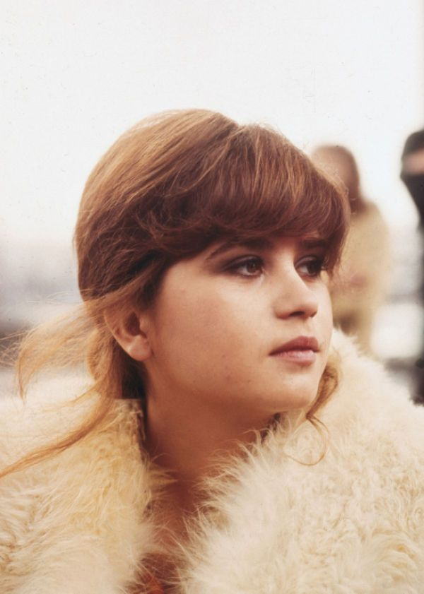 Maria Schneider, Last Tango in Paris she was 20 years old