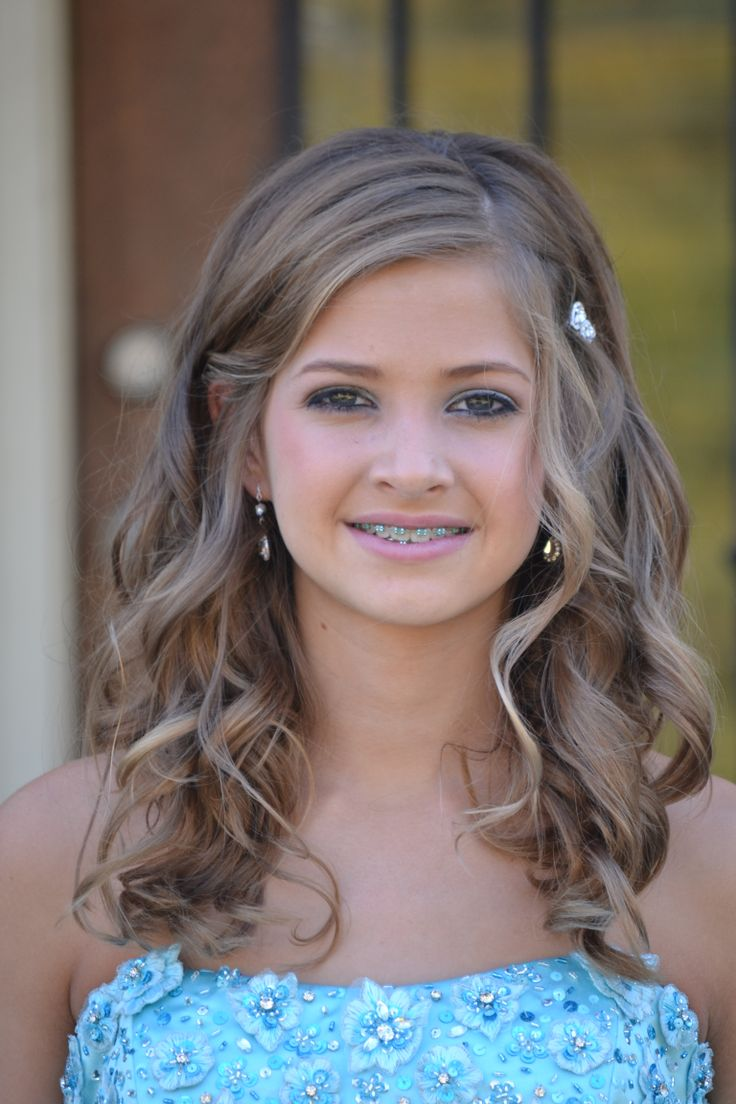 Beautiful Pageant Hair And Makeup Hair Pinterest