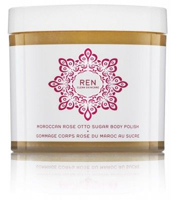 Moroccan Rose Otto Sugar Body Polish