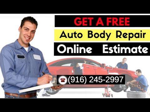 Auto Body Repair Shops in Sacramento CA - Call us Today ☏ (916) 245-2997...