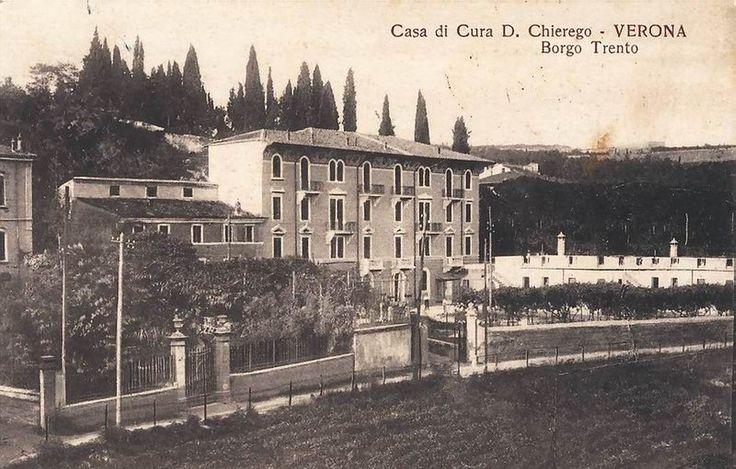 Verona - Casa di Cura D. Chierego