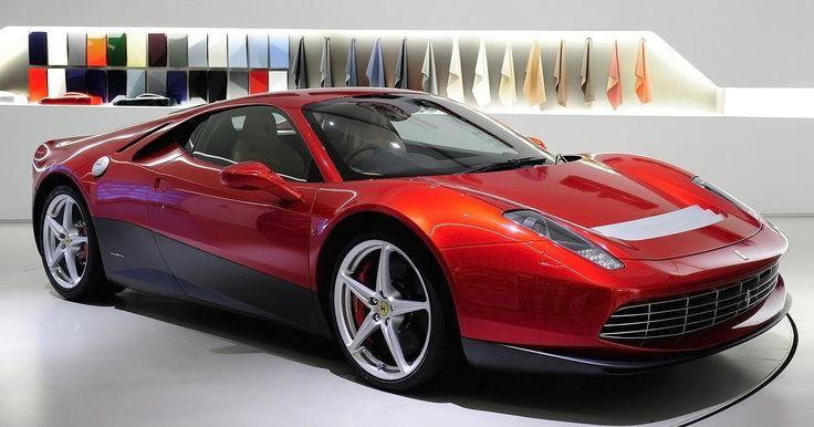 Ferrari Special Projects: el club de los Ferrari más exclusivos que el dinero ha podido pagar - Diariomotor