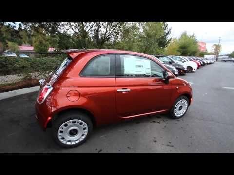 DT745496 | 2013 Fiat 500 Pop | Rairdon's FIAT of Kirkland | Copper