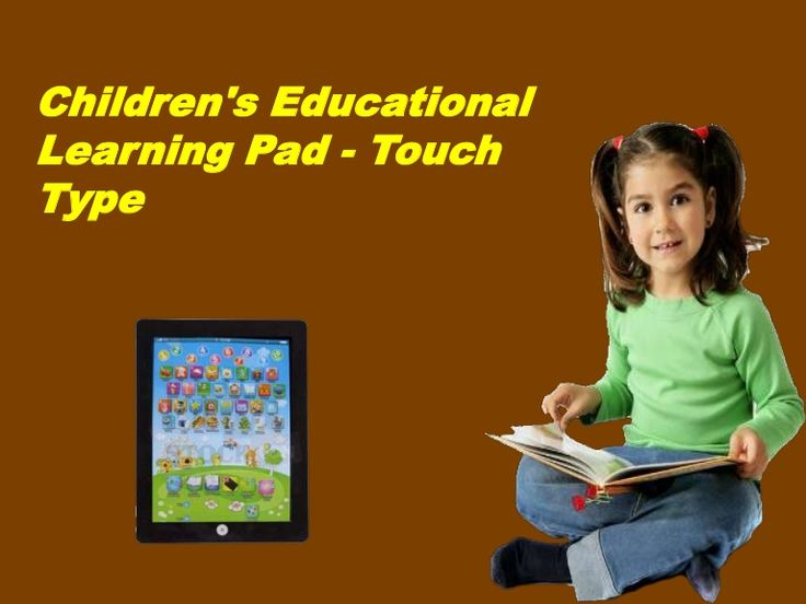 """Children's Educational Learning Pad - Touch Type.... Visit """"http://goo.gl/8O9Lzl""""...For every sign up receive Rs.100,000 worth Genie Coupons only from """"http://goo.gl/O07Q2n""""..."""