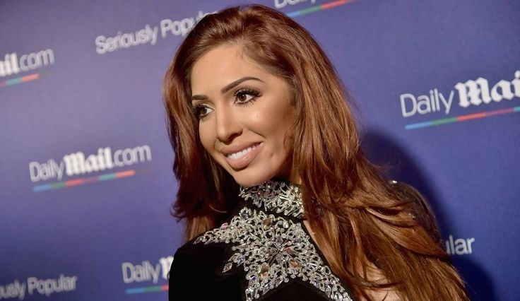 Farrah Abraham Blasts Amber Portwood Following Sex Tape News: She 'Tries To Be Me'
