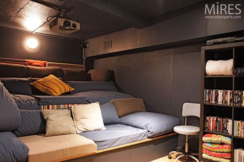 7 Basement Ideas On A Budget Chic Convenience For The Home: 10+ Images About Small Home Theatre Ideas On Pinterest