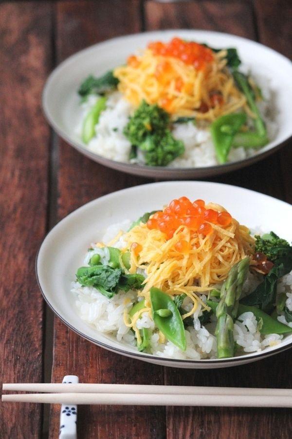 春野菜の出汁散らし寿司。 by 栁川かおり / レシピサイト「Nadia | ナディア」プロの料理を無料で検索