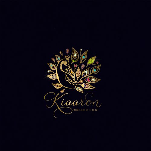 Logo design for Kiaaron Collection.