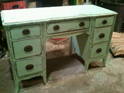 Painted Desks 8 best painted desks images on pinterest | painted desks, desk